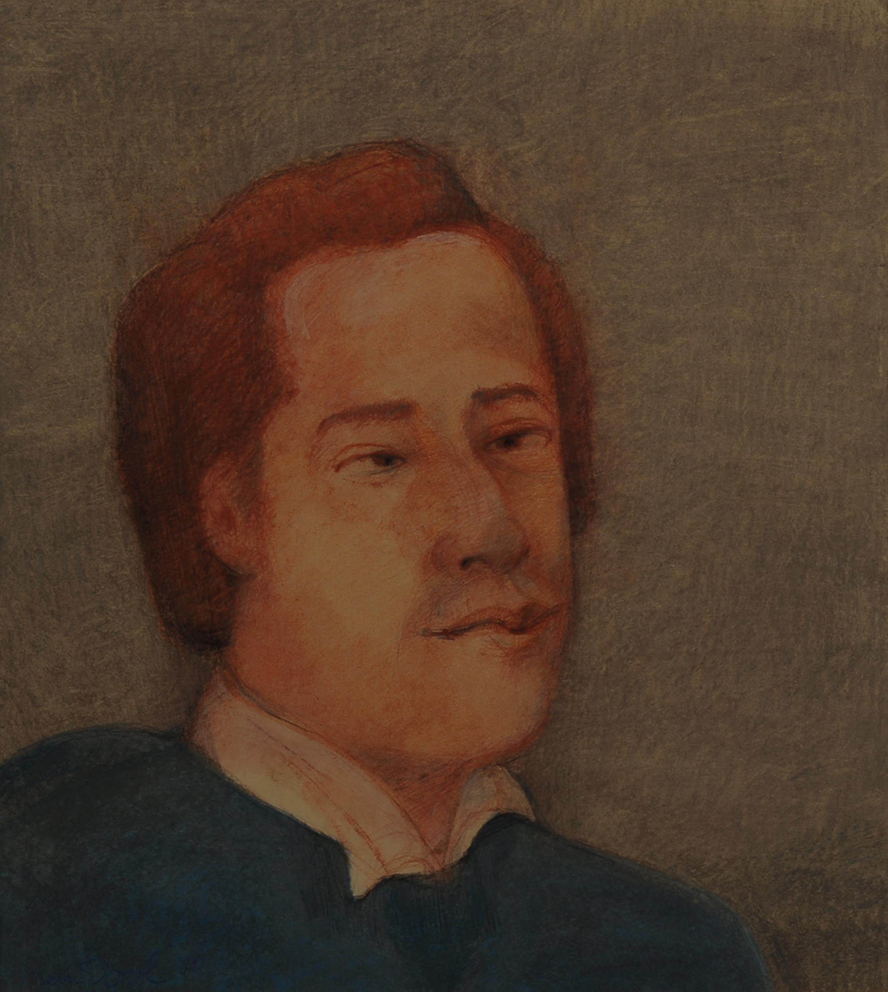 Hans Faverey - Rein Dool, kleurkrijt