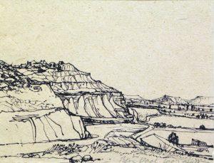 Huesca - Rein Dool, 22x29cm. 2004